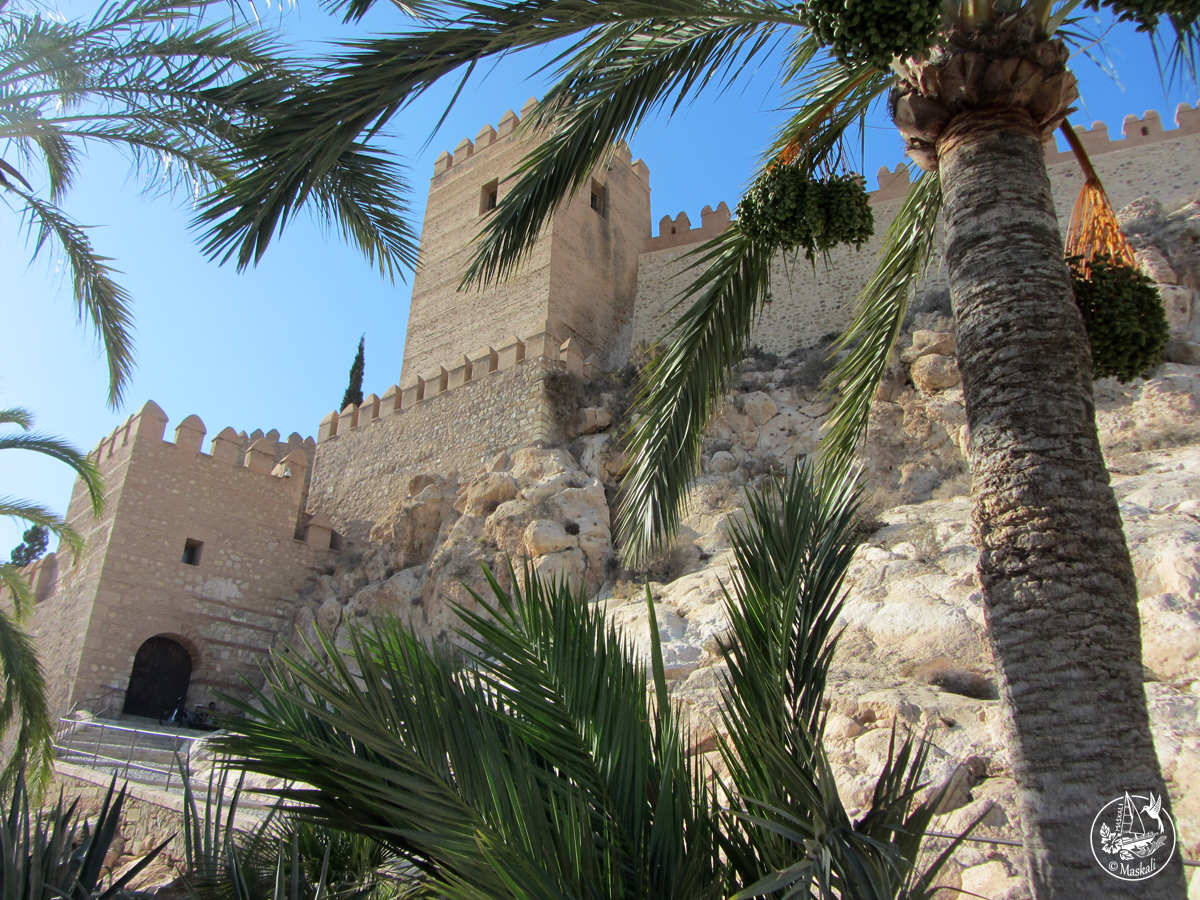 L'Alcazaba d'Alméria