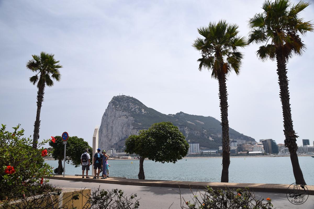 Le 16 août – A nous Gibraltar !