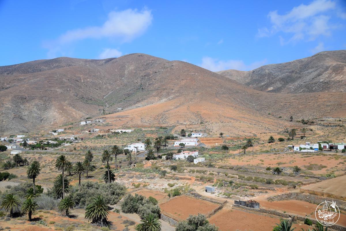 Fuerteventura, l'île rouge