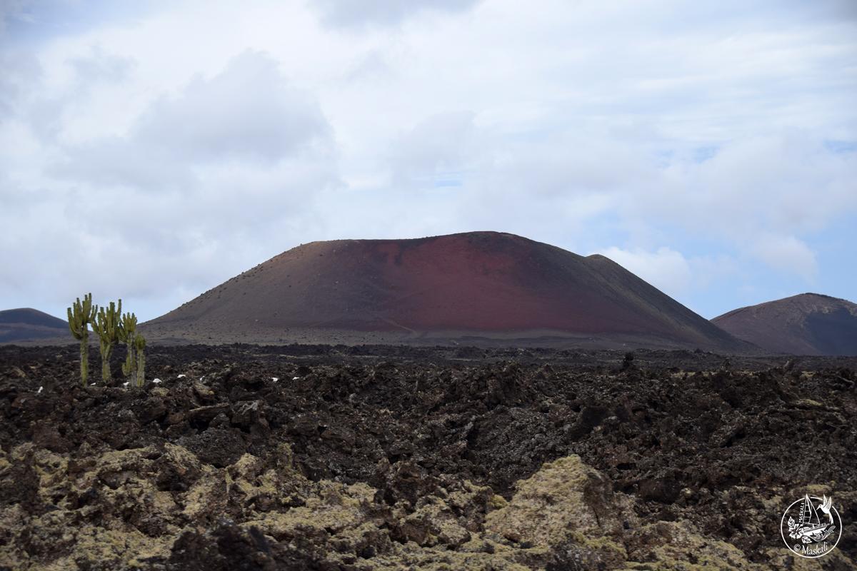 Lanzarote, l'île aux 236 volcans