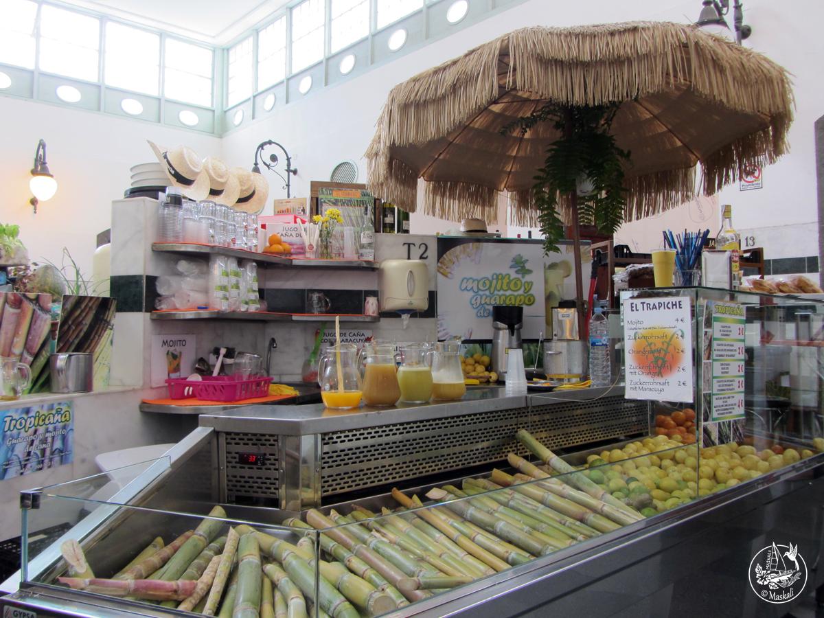 La Palma - marché de Santa Cruz