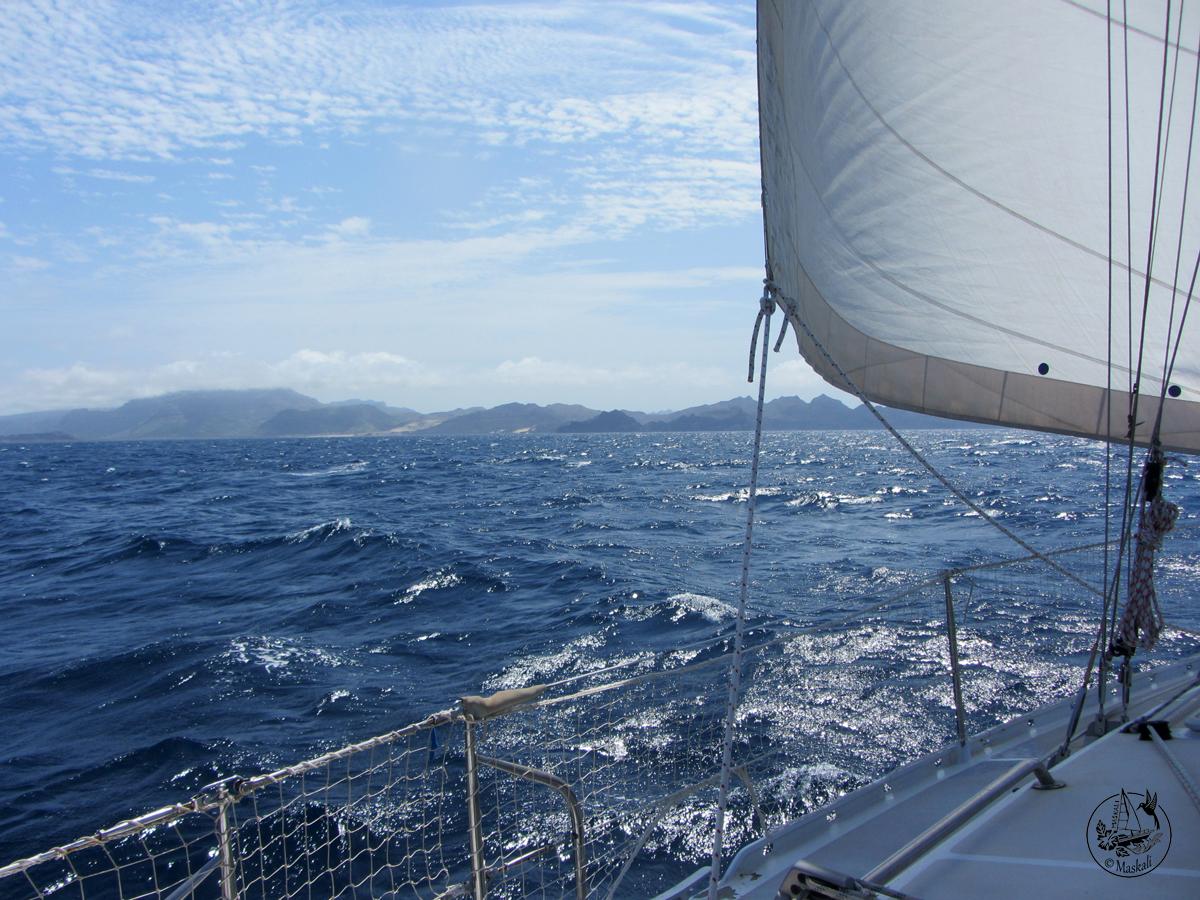 Traversée Canaries – Cap Vert – Du 12 au 18 octobre