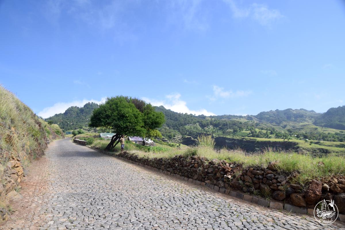 Une journée à Santo Antao