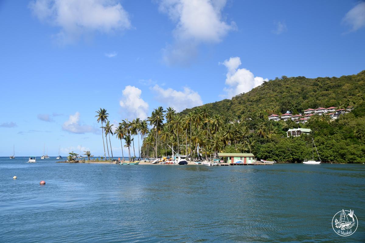 13 et 14 janvier à Sainte-Lucie
