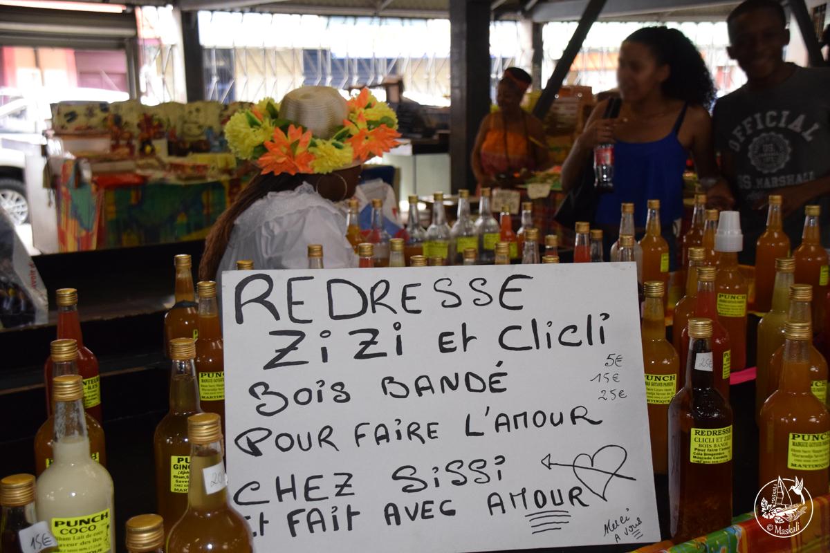 Martinique - marché