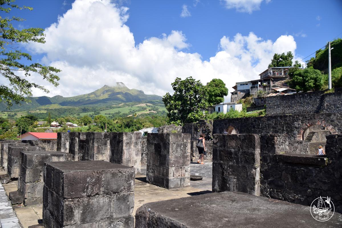 Martinique - Saint-Pierre