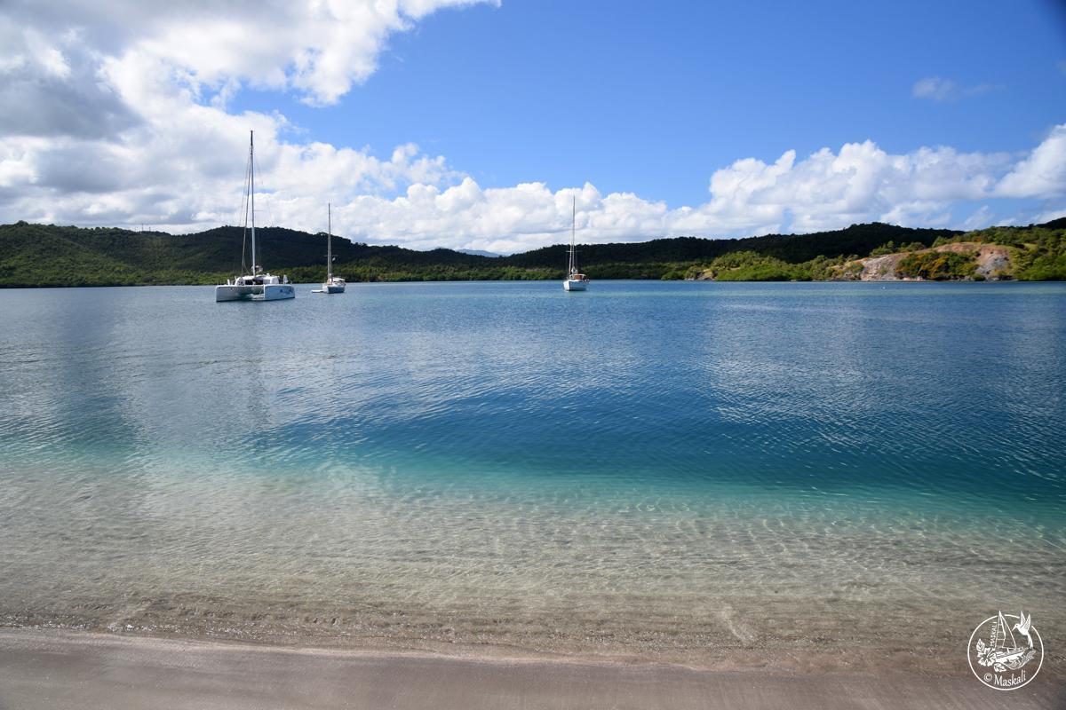 Martinique - Baie du Trésor