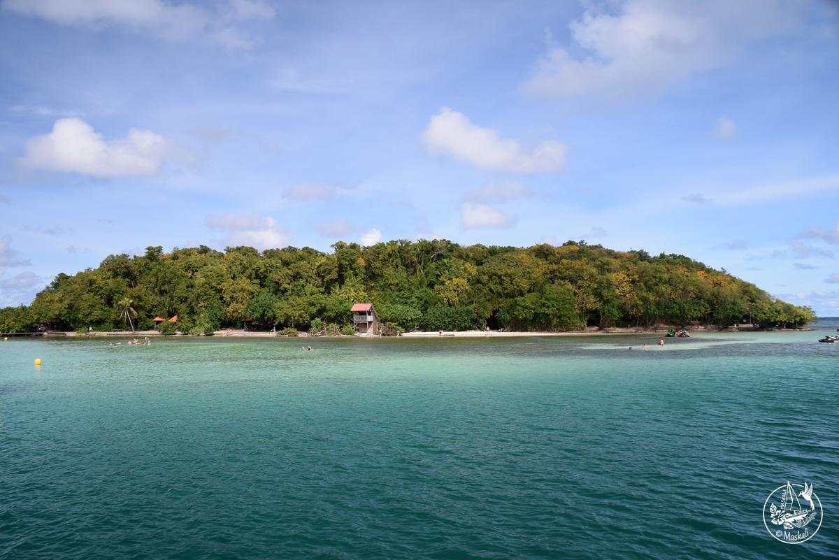 Martinique - îlet Madame