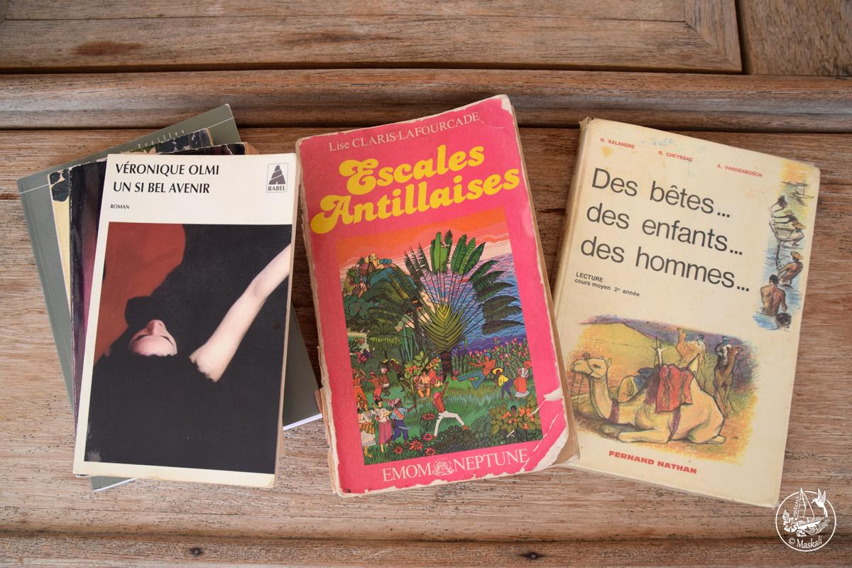 Des livres d'anthologie… à la laverie !
