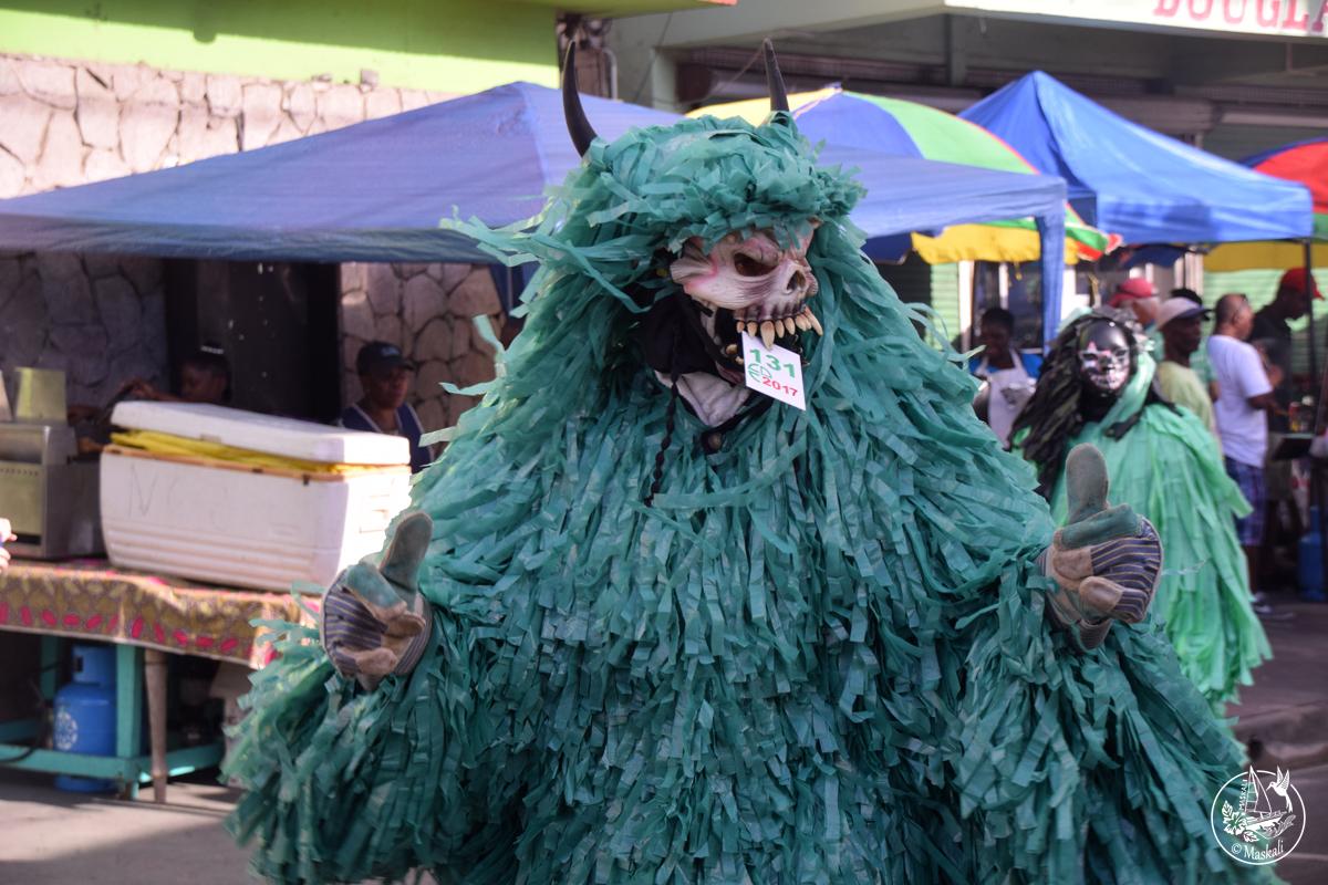 12 février : Carnaval à Portsmouth