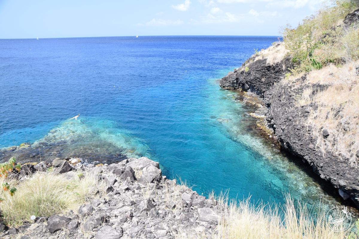 Un coin idéal pour le snorkelling !