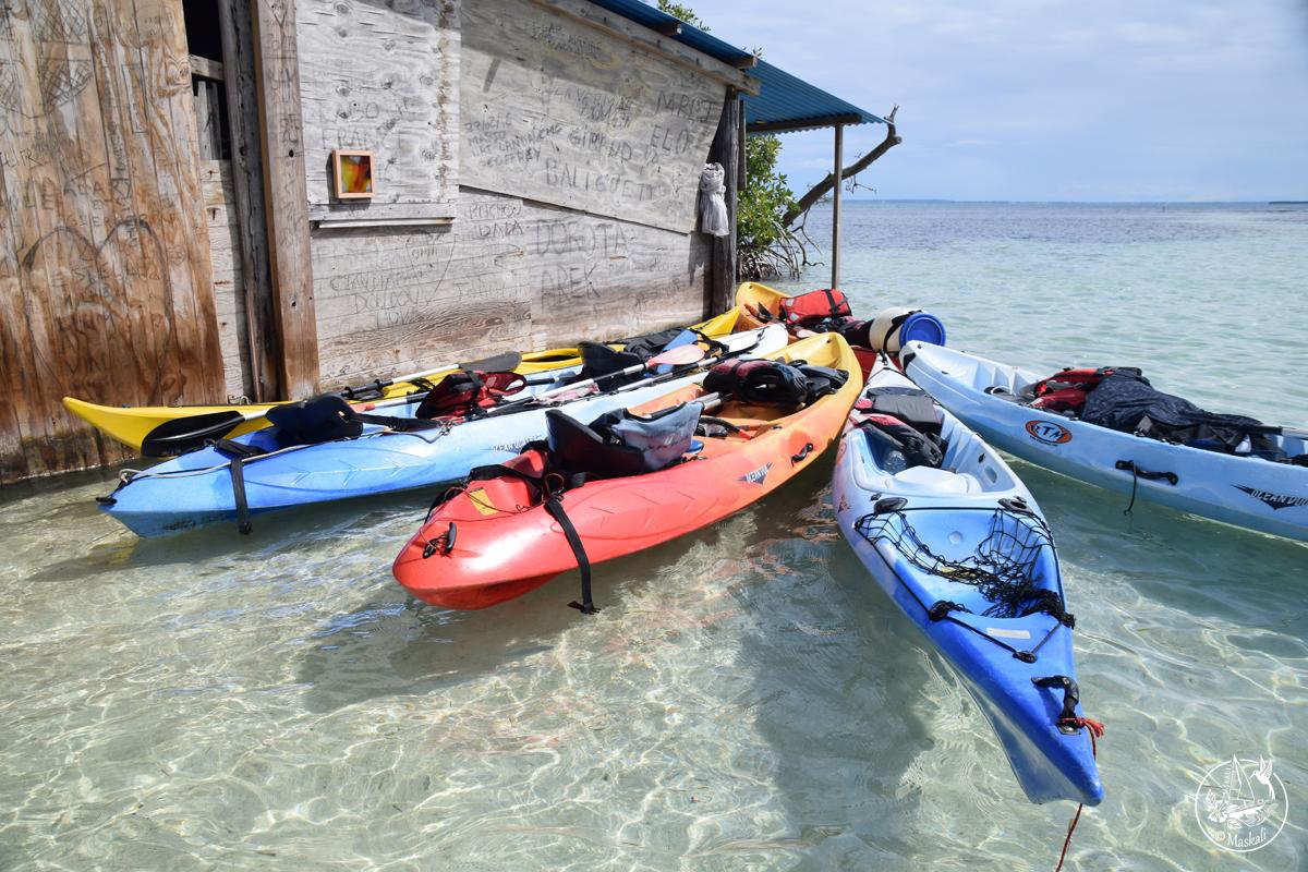 21 février : une journée mémorable en kayak