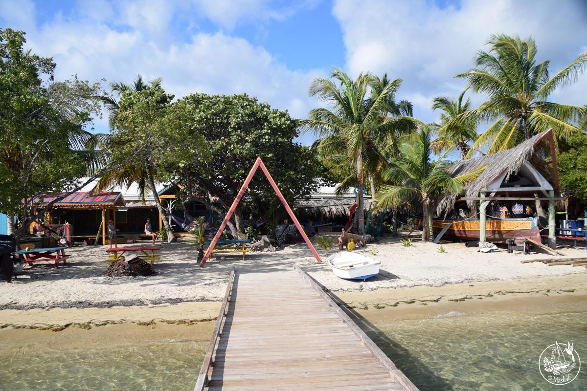 29 et 30 mars – Tortola, Trellis bay