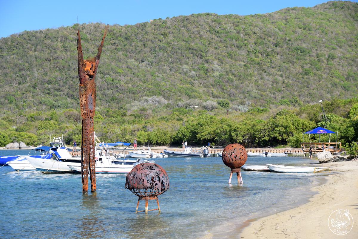 Tortola, Trellis bay