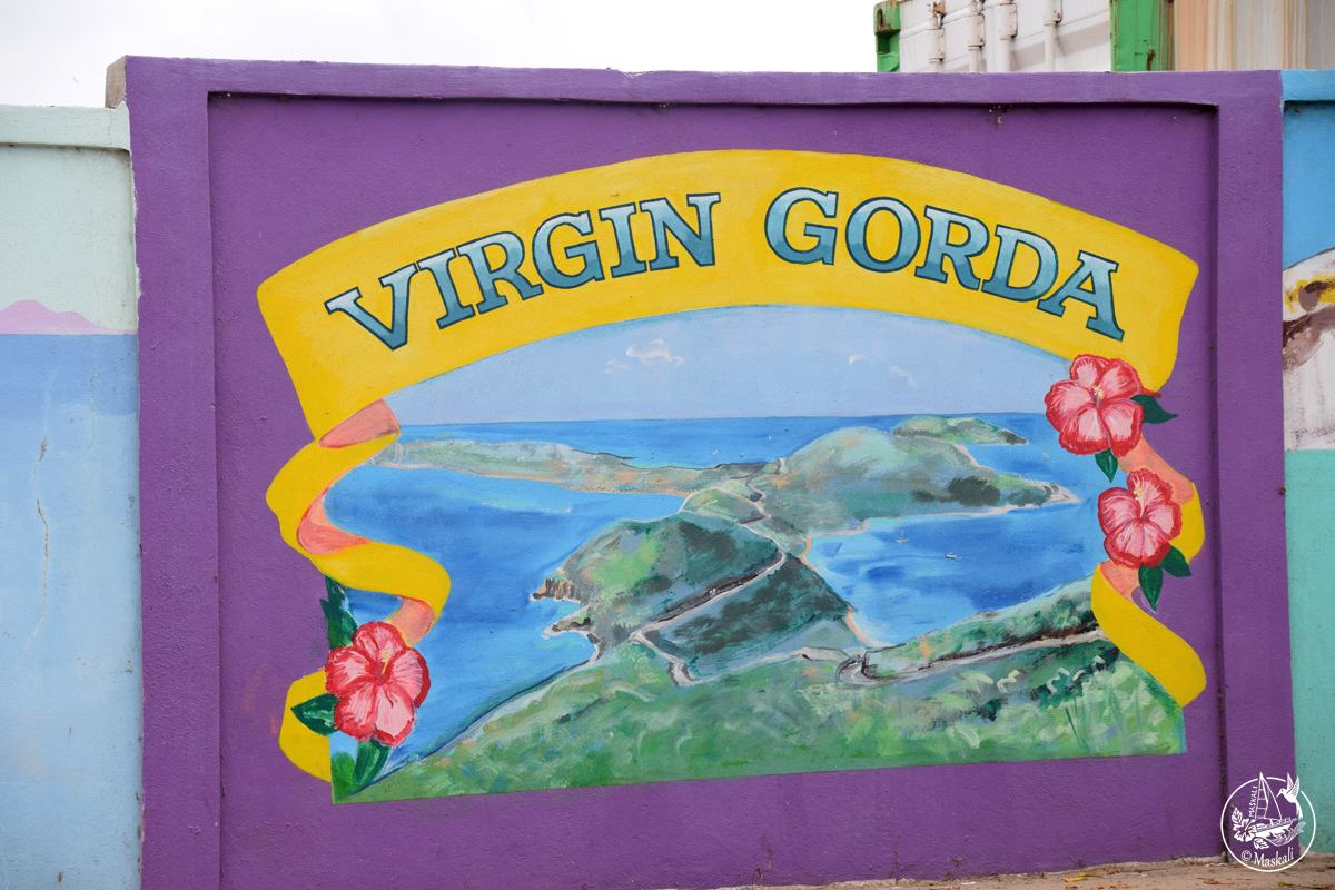 24 et 25 mars – Virgin Gorda