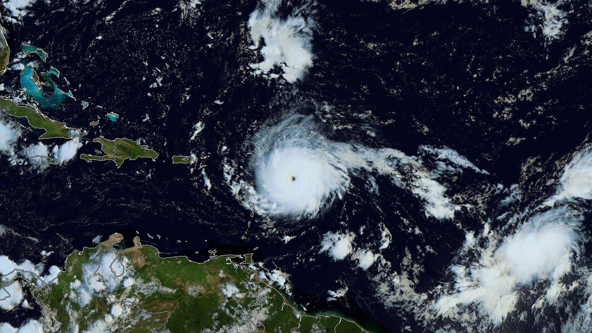 Une pensée pour les victimes d'Irma